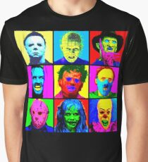 Horror Pop Graphic T-Shirt