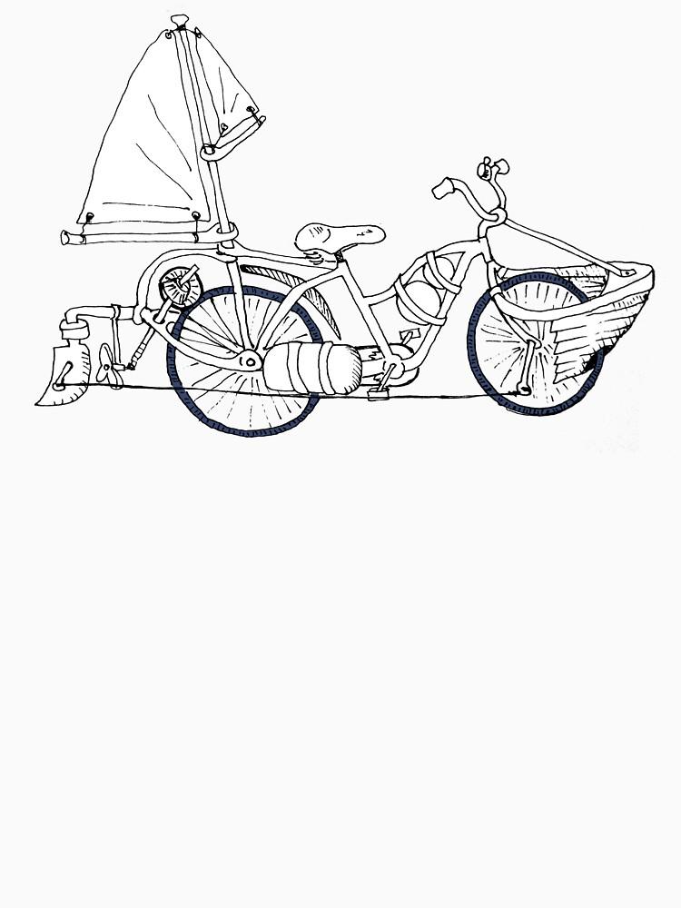 Aqua Bike | Women's T-Shirt