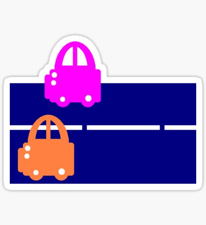 Travel or Road Trip Tee Sticker