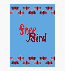 Free Bird Photographic Print