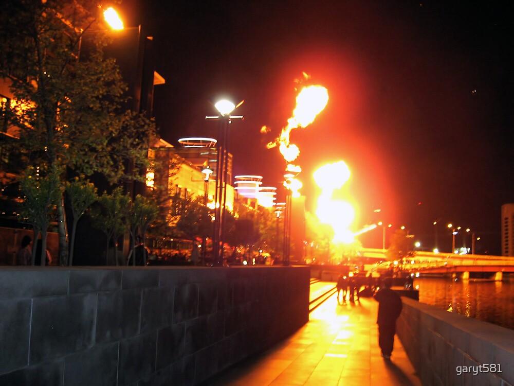 Walk of Fire by garyt581