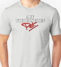 NDVH Auf Wiedersehen Pet Unisex T-Shirt
