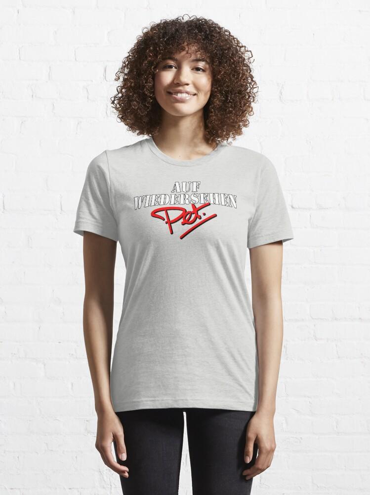 Alternate view of NDVH Auf Wiedersehen Pet Essential T-Shirt