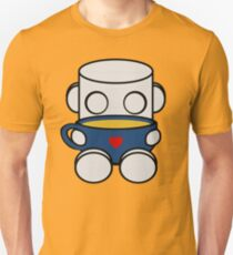 Tea & Story Time with the O'BOTs 1.0 Slim Fit T-Shirt