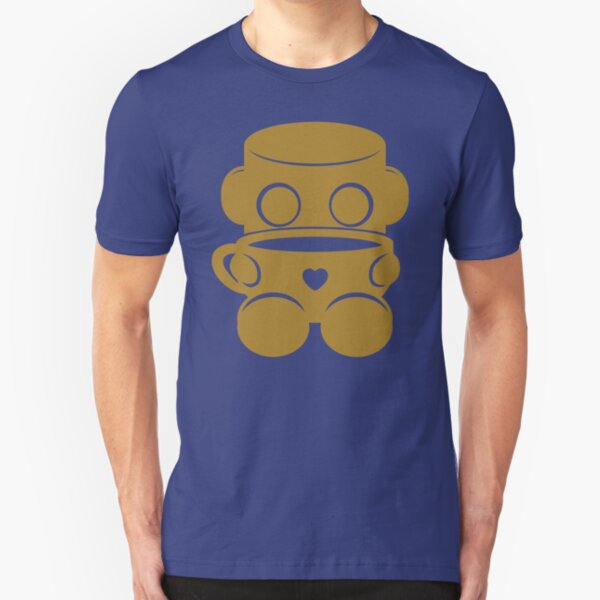 Tea & Story Time with the O'BOTs 2.0 Slim Fit T-Shirt