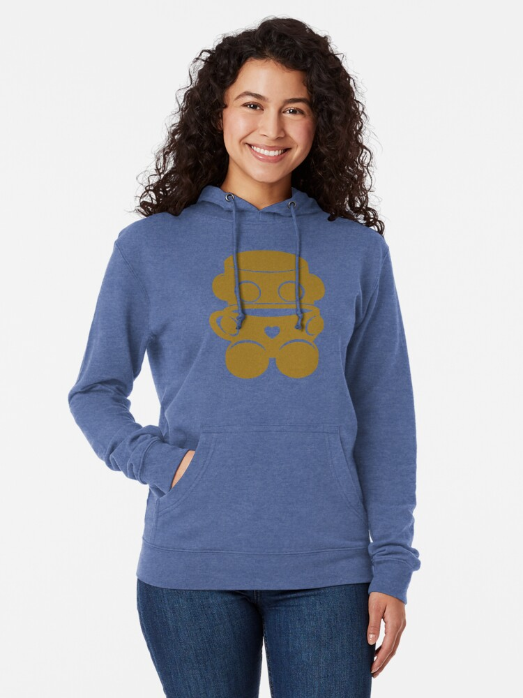 Alternate view of Tea & Story Time with the O'BOTs 2.0 Lightweight Hoodie