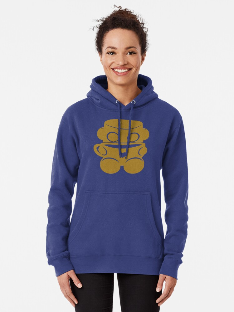 Alternate view of Tea & Story Time with the O'BOTs 2.0 Pullover Hoodie