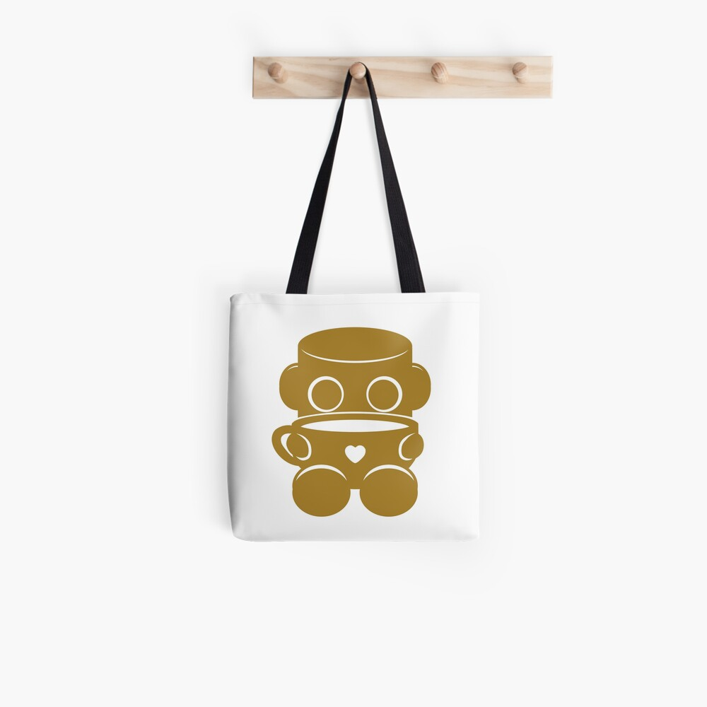 Tea & Story Time with the O'BOTs 2.0 Tote Bag