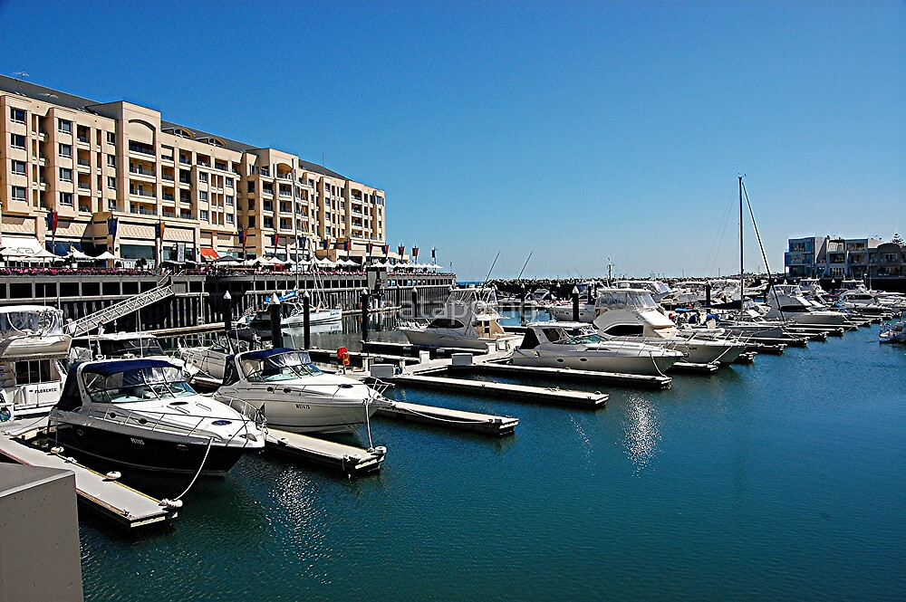 Glenelg Boat Haven, S.A by patapping
