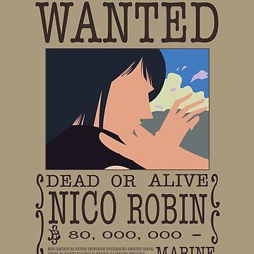 Nico Robin by Pathos