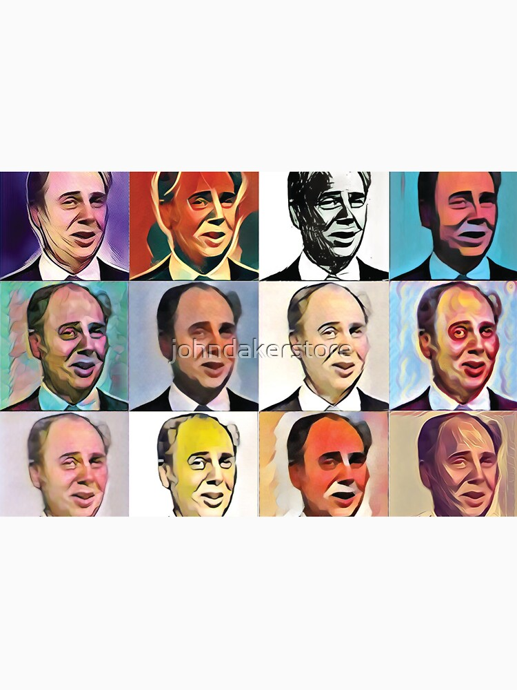 John Daker - Multicolour FanPop by johndakerstore