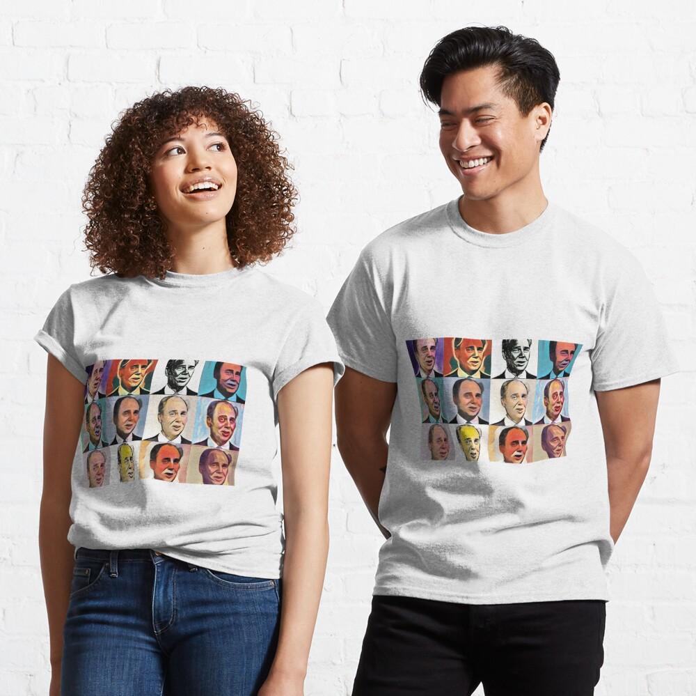 John Daker - Multicolour FanPop Classic T-Shirt