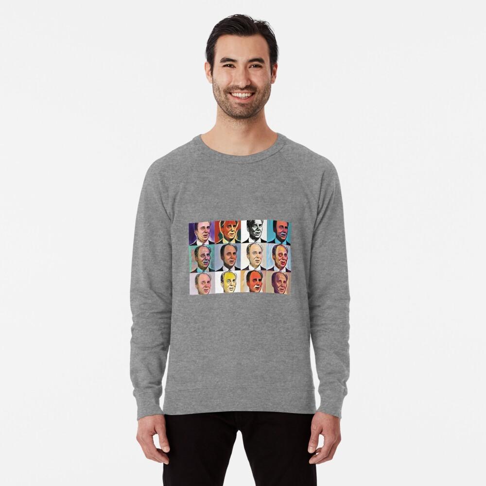 John Daker - Multicolour FanPop Lightweight Sweatshirt