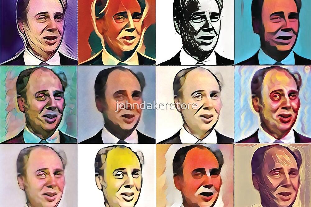 John Daker - Multicolour FanPop by johndakerstore