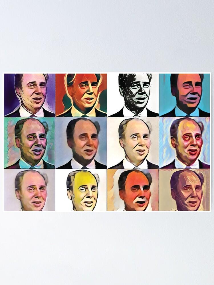 Alternate view of John Daker - Multicolour FanPop Poster