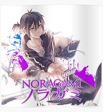 yato noragami anime Poster