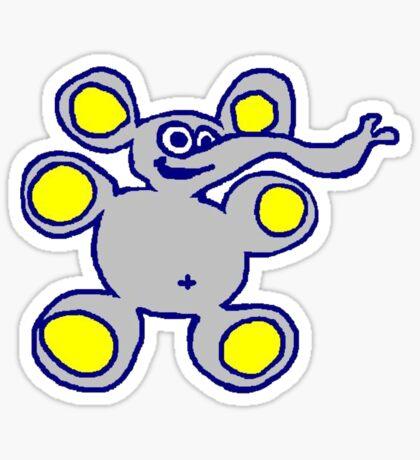 Elephun Sticker