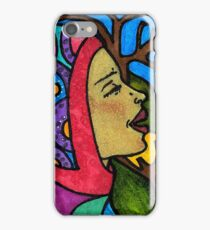 Envoque Red Ridinghood iPhone Case/Skin