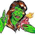 Zombiesus by Jeremy Benson