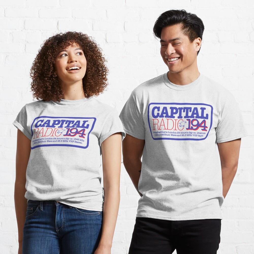 NDVH Capital Radio (2) Classic T-Shirt