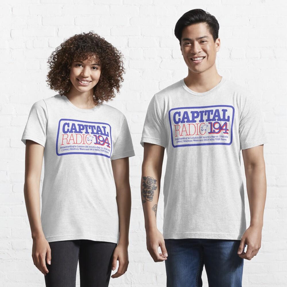 NDVH Capital Radio (2) Essential T-Shirt