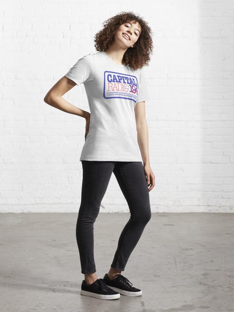 Alternate view of NDVH Capital Radio (2) Essential T-Shirt