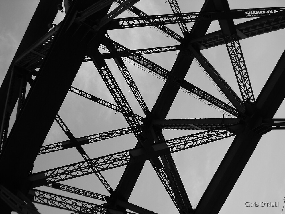 Girders by Chris O'Neill