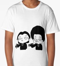 Stewie and Ralo - pulp fiction Long T-Shirt