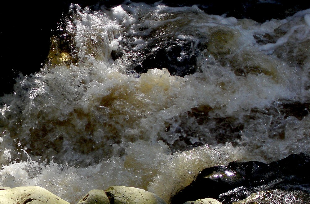 cascading water by derv1980