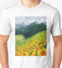 Daffodils in the Sun Unisex T-Shirt