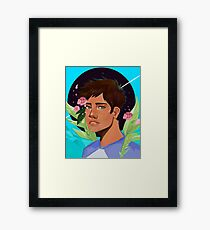 Water Elements  Framed Print