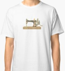 Sew Much To Do Sew Little Time Classic T-Shirt