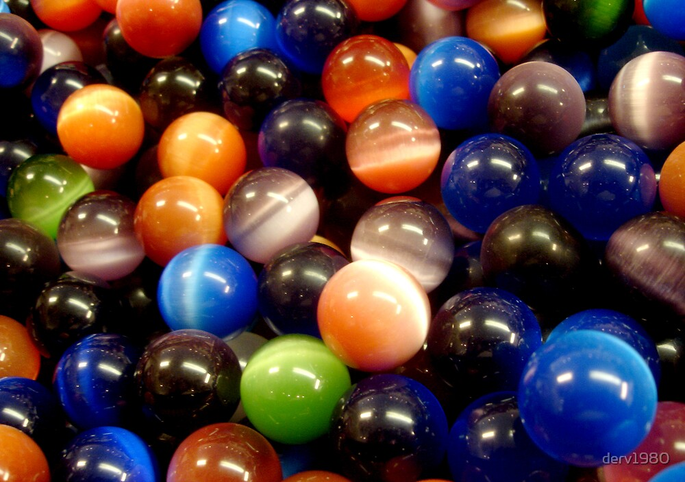 marbles by derv1980