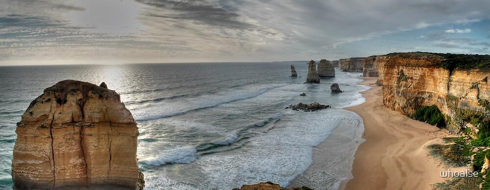 Great Ocean Road Series - 50th Anniversary (12 Apostles) by whoalse