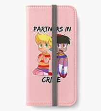 Ness/Lucas: Partners in Crime iPhone Wallet/Case/Skin