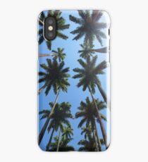 Palm Trees in California iPhone Case/Skin