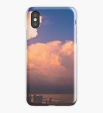 Summer Beach Day Sunset iPhone Case/Skin