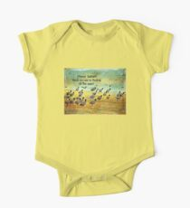 I Will Follow Him~Happy Easter! Greeting cards and more! One Piece - Short Sleeve