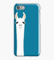 LLAMA PORTRAIT #10 iPhone Case/Skin