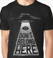 Because I'm a Creep Graphic T-Shirt