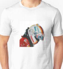 Vettel Helmet 2017 Unisex T-Shirt