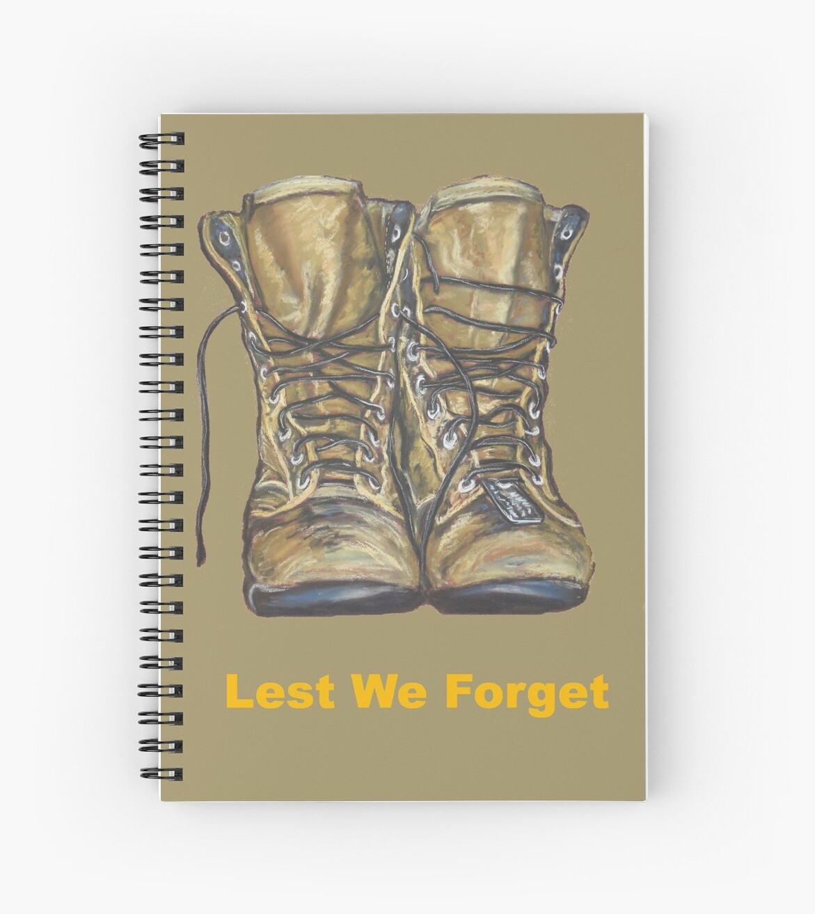 Lest We Forget by Dianne  Ilka