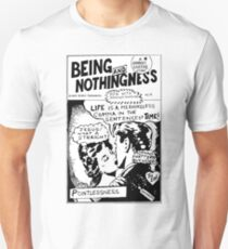 Being And Nothingness T-Shirt