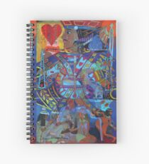 Jack of Lonely Hearts Spiral Notebook