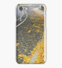 Bike Lanes iPhone Case/Skin