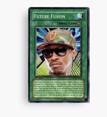 Future Fusion Canvas Print