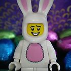 Easter Bunny by Shauna  Kosoris