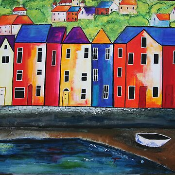 Impressions of Dartmouth harbour 1 by huess