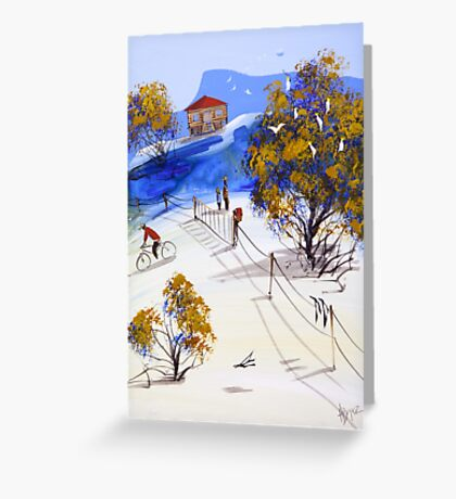 A letter to you Greeting Card