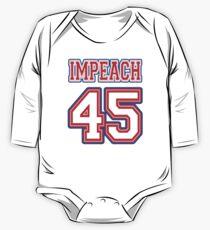 Impeach 45 One Piece - Long Sleeve